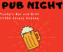 October Pub Night at Teddy's