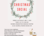 Christmas Social at Edmonton Seniors Centre
