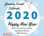 January Social at Edmonton Seniors Centre